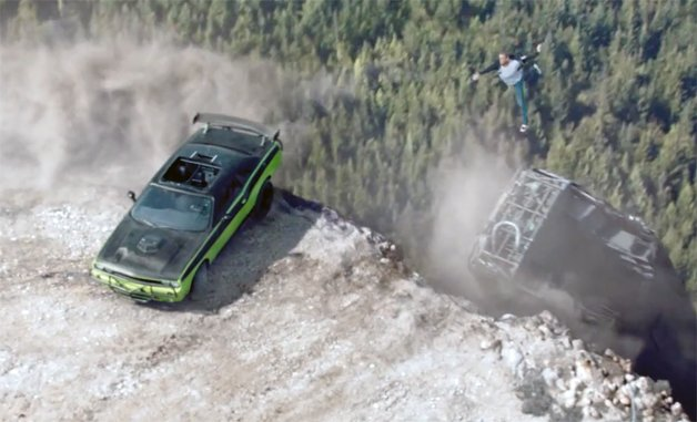 Official Furious 7 Trailer Drops, Proves Series Is as Crazy as Ever