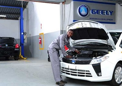 Geely South Africa Opens R&D Centre