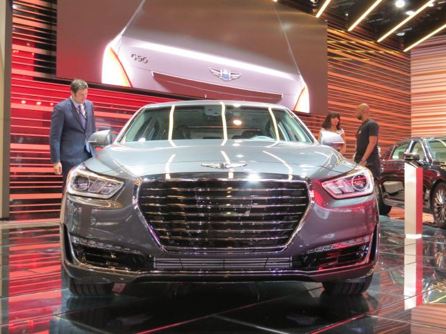Genesis G90 Proves That Hyundai Knows Luxury