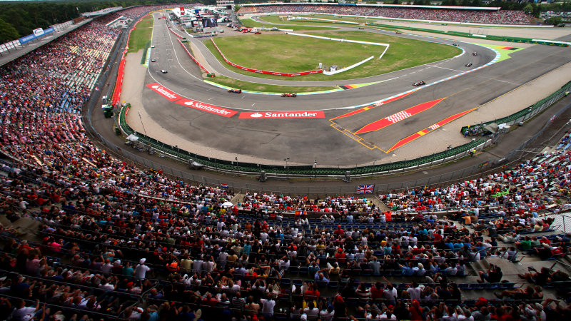 FIA Officially Cancels 2015 German Grand Prix