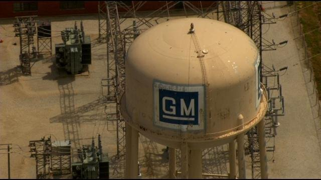 Work Resumes at Indiana General Motors Plant After Explosion