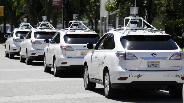 Uber to Work with U of A on Mapping, Self-Driving Cars