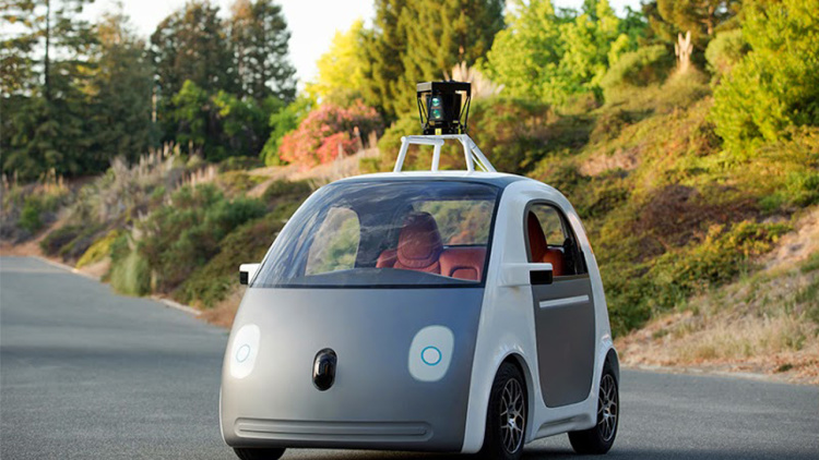 Google Car Hitting the Road this Summer