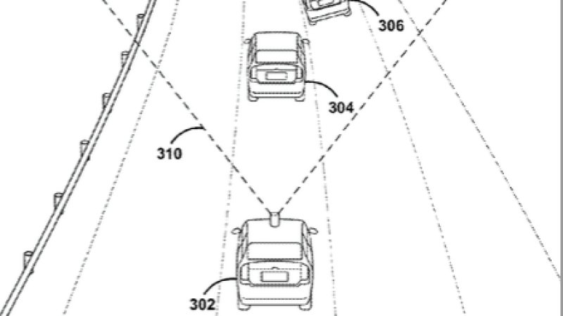 Google Patents Human Flypaper For Self-Driving Car Crashes