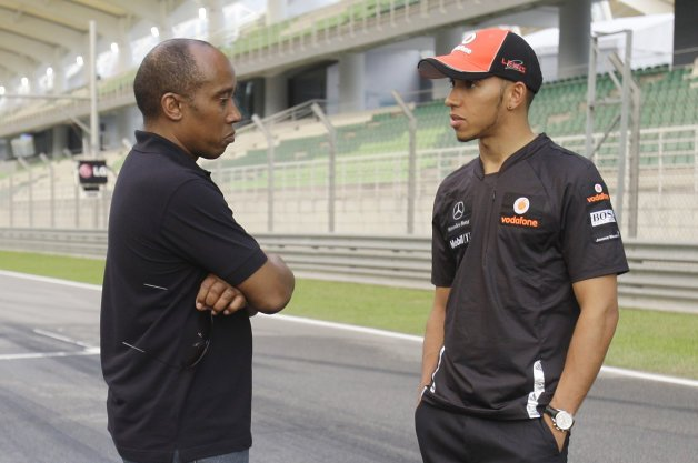Lewis Hamilton Never Paid His Father for Being His Manager
