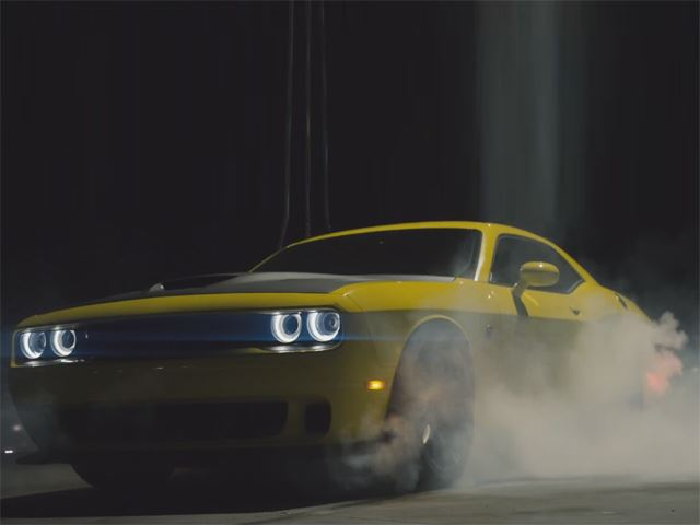 Hands Down, this is the Best Hellcat Video Ever Made