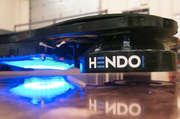 Has Hendo Created the Model T of Hoverboards?