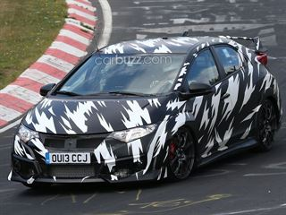 Honda Previewed Production Civic Type R and You Probably Didn't Notice
