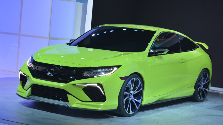Honda Concept Aims to Restore Civic pride