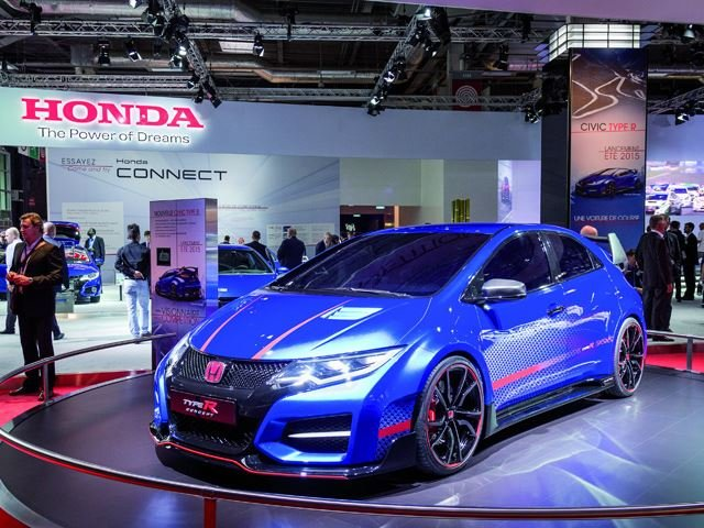 Honda to Reveal Production Civic Type R in Geneva