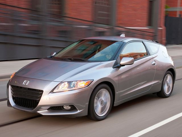 Why the Next Honda CR-Z Is Going to Be a Massive Improvement