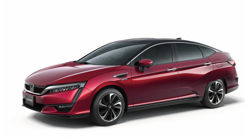 Honda FCEV Could Be Hiding EV, PHEV Surprises in Tokyo