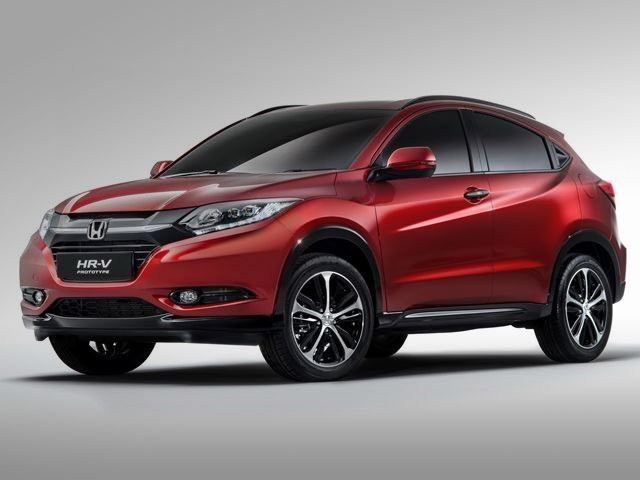 "This is Honda's New HR-V Crossover ""Prototype"""