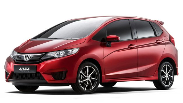 Honda Jazz Looks Like a Good Fit for Paris