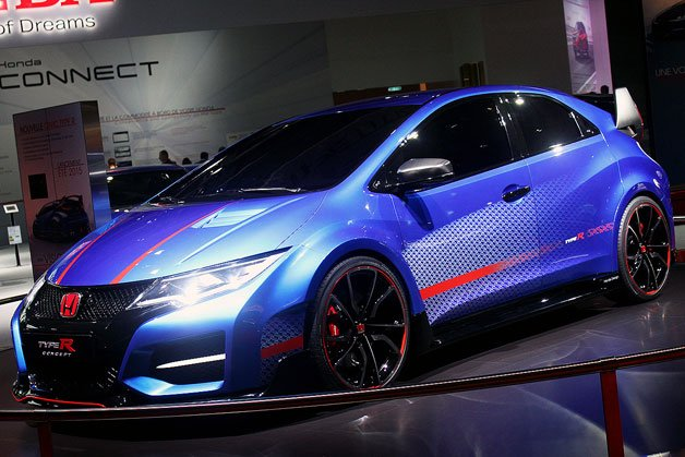 Honda Civic Type R Concep