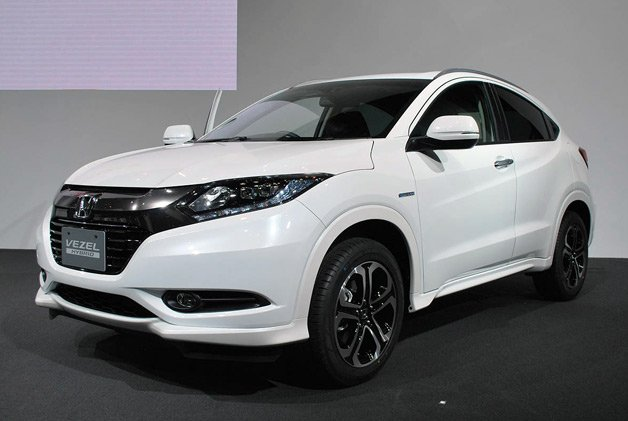 Honda Vezel is the Fit Crossover We've Been Waiting For