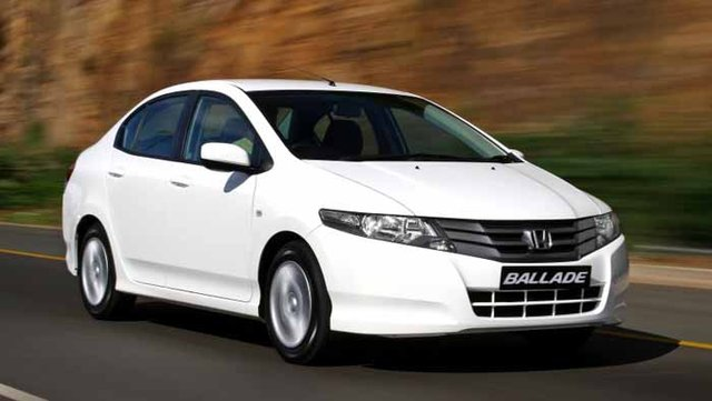 Honda Ballade will be relaunched in South Africa