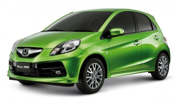 Asia-only Brio could open a new chapter in more affordable Hondas
