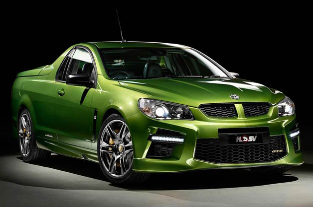 HSV Rolls Out New 577-hp GTS Maloo