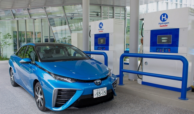Japan Wants To Doost Fuel-Cell Numbers 100x By 2020