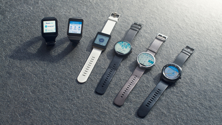Hyundai Launches Blue Link Update for Smartwatches