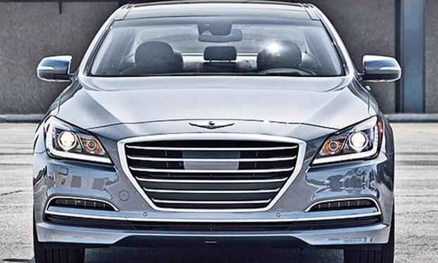 Hyundai Genesis Gets Twin-Turbo V-6
