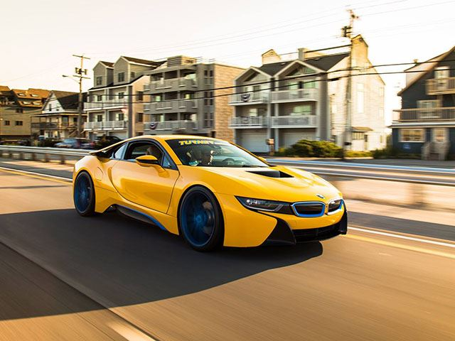 Turner Motorsports Turned The i8 Into the Futuristic Sports Car We've Always Wanted