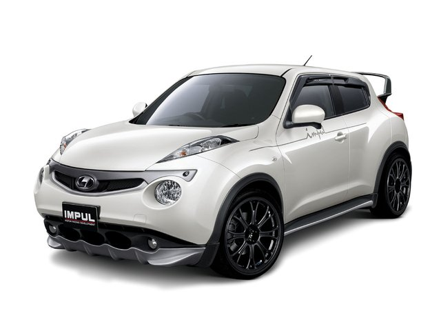 Nissan Juke gets the hot hatch treatment from Impul