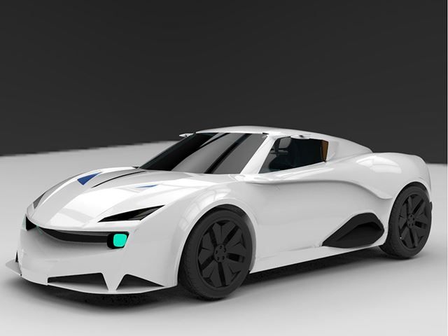 India's Next Supercar Could be a 750-BHP Hybrid Beast