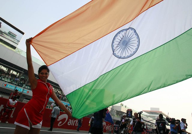 2011 Indian Grand Prix brings F1 to the subcontinent