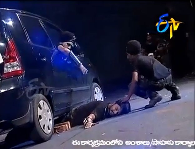 Indian Talent Show Goes Overboard With Suzuki