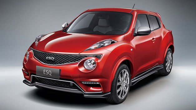 Infiniti ESQ is a Chinese Nissan Juke Nismo
