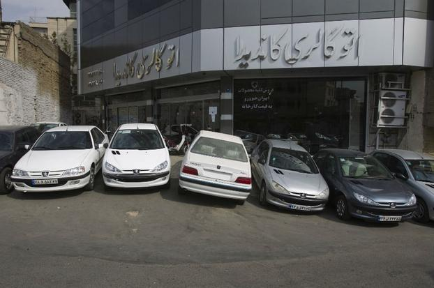 Automakers Vie for Pole Position in Iran
