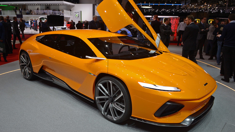 Italdesign GTZero Concept: An Eclectic Electric Shooting Brake
