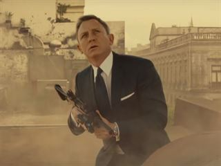 "The Latest James Bond ""Spectre"" Trailer Is So Wonderfully Badass"