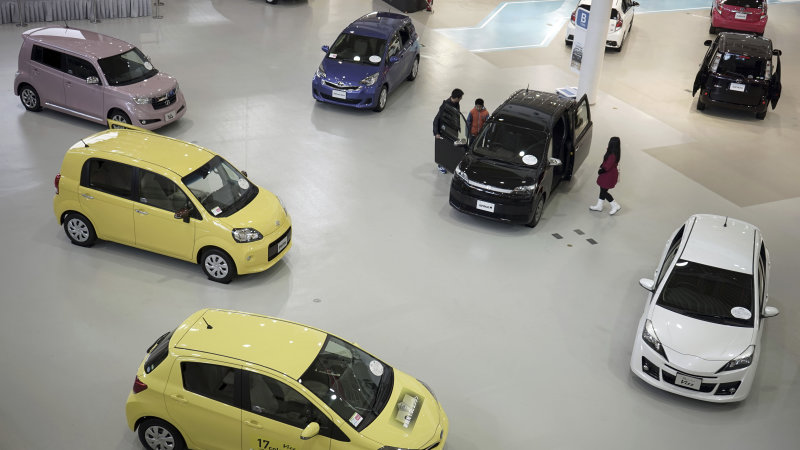Japan Could Consolidate to Three Automakers by 2020