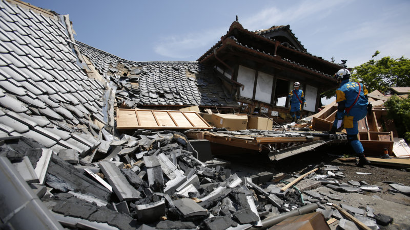 Japanese Earthquakes Send Ripples Through Auto Industry
