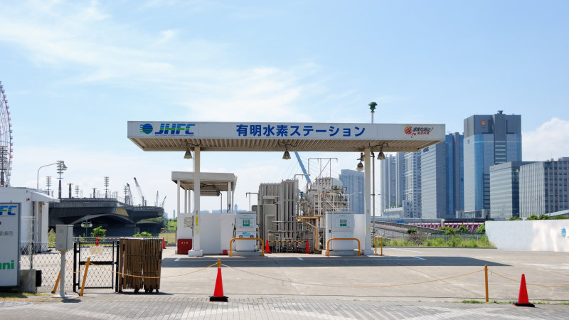 Japan Falling Behind on Hydrogen Fuel Station Goal