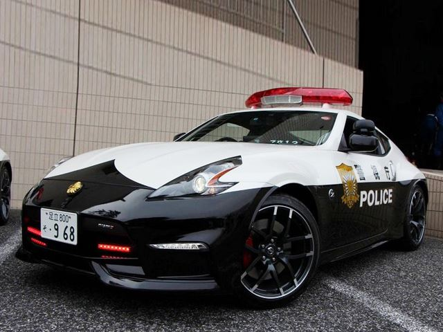 Tokyo Is Surprisingly Getting Three Badass New Cop Cars