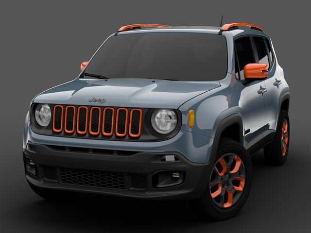 Jeep Has Given The Renegade The Mopar Treatment For Detroit