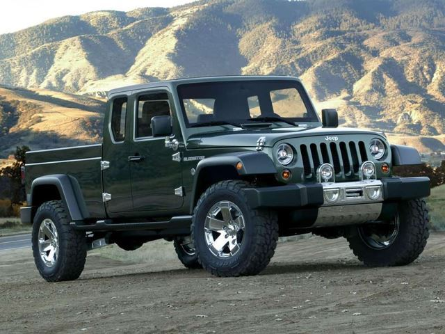Why Introducing a New Wrangler-Based Truck Makes Absolute Sense For Jeep