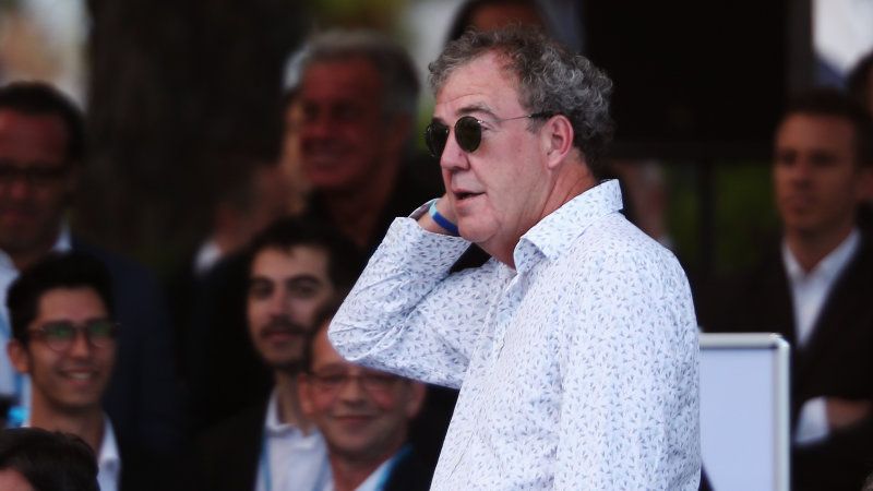 Jeremy Clarkson Coming Back to BBC, but Not to Top Gear