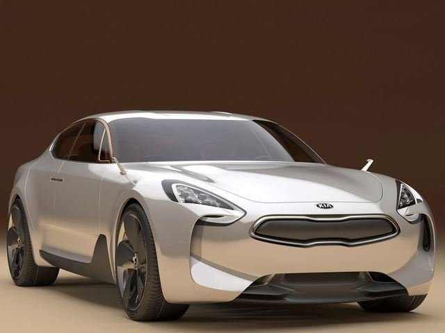 Kia is Finally Making Some Serious Progress on Bringing GT to Production