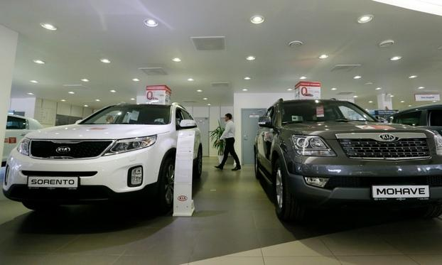 Kia Eyes Steady Sales, Increased Market Share In Russia