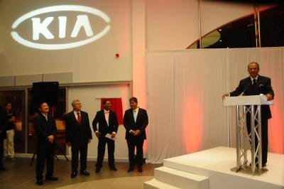 KIA Showroom: South Korea Invited to use Mauritius to Invest in Africa