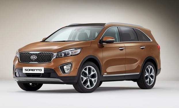 Kia Bets on Diesel Demand for Sorento