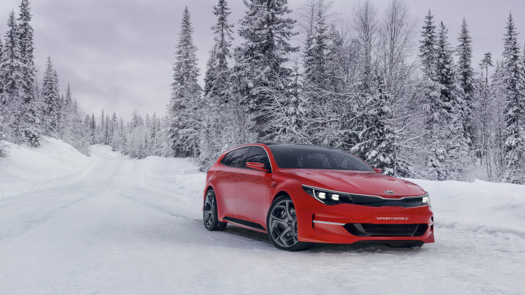 Kia Reveals Sportspace Concept Ahead of Geneva