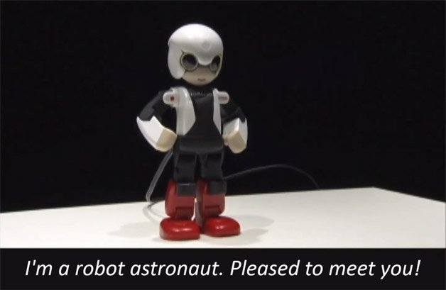 Meet Kirobo, Toyota's Robot That's Headed for the International Space Station