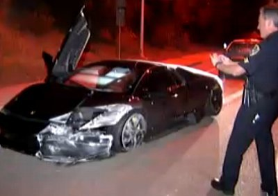 Couple Buy Crash And Ditch Lambo Localized