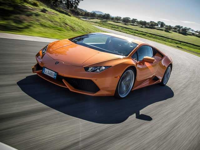 Even More Amazing Lamborghini Huracan On the Way